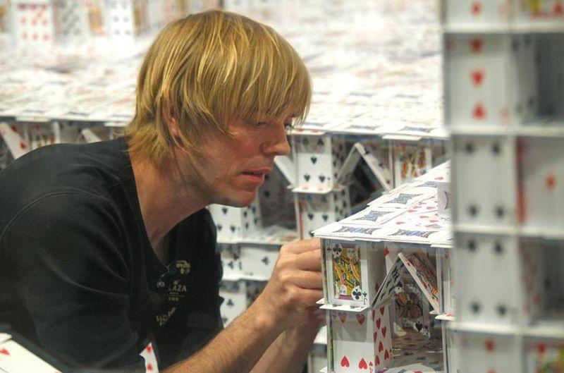 Гражданин США Брайан Берг (Bryan Berg) соорудил копию самого большого казино в мире - китайского игорного центра Венеция Макао, концепцию которого разрабатывали девелоперы из Лас-Вегаса.