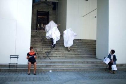 Охотники за привидениями в библиотеке (13 фото + видео)