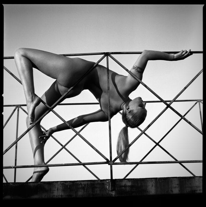 Выставку «Крыша мира» Дмитрия Лошагина (35 фото НЮ)