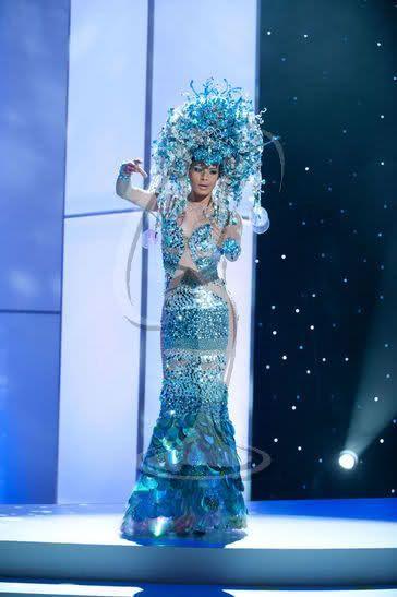 Мисс Вселенная - национальные костюмы (88 фотографий), photo:23