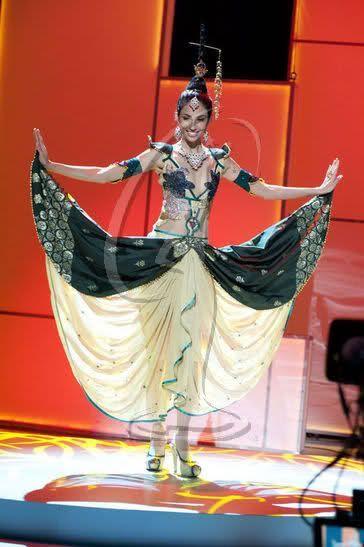 Мисс Вселенная - национальные костюмы (88 фотографий), photo:51