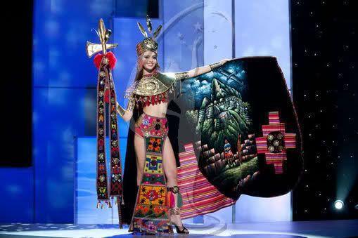 Мисс Вселенная - национальные костюмы (88 фотографий), photo:61