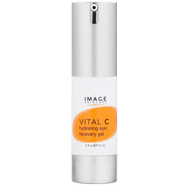 Image Skincare, Vital C Hydrating Eye Recovery Gel, 0.5 fl ...