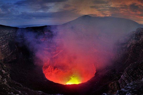 Национальный парк вулкана Масая, Манагуа