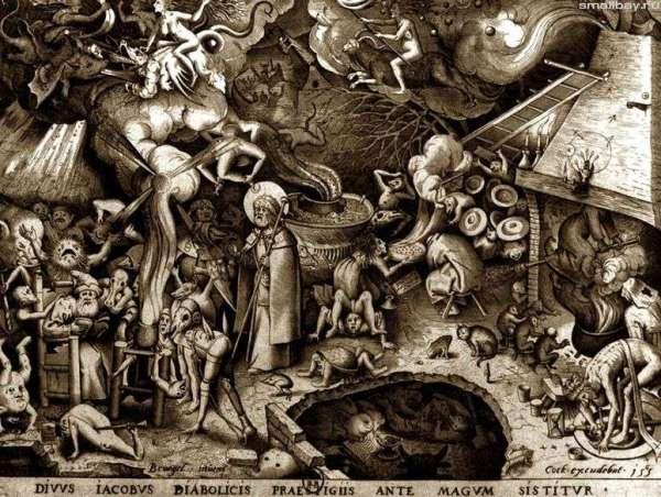 Описание картины «Святой Иероним. Гравюра» — Питер ...
