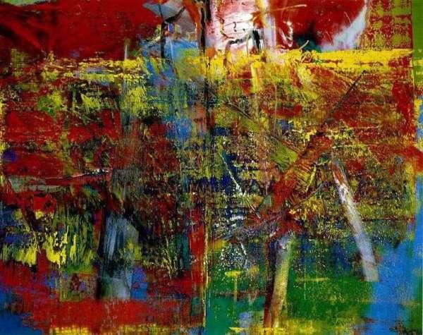 Описание картины «Медитация» — Герхард Рихтер 👍 - Рихтер ...