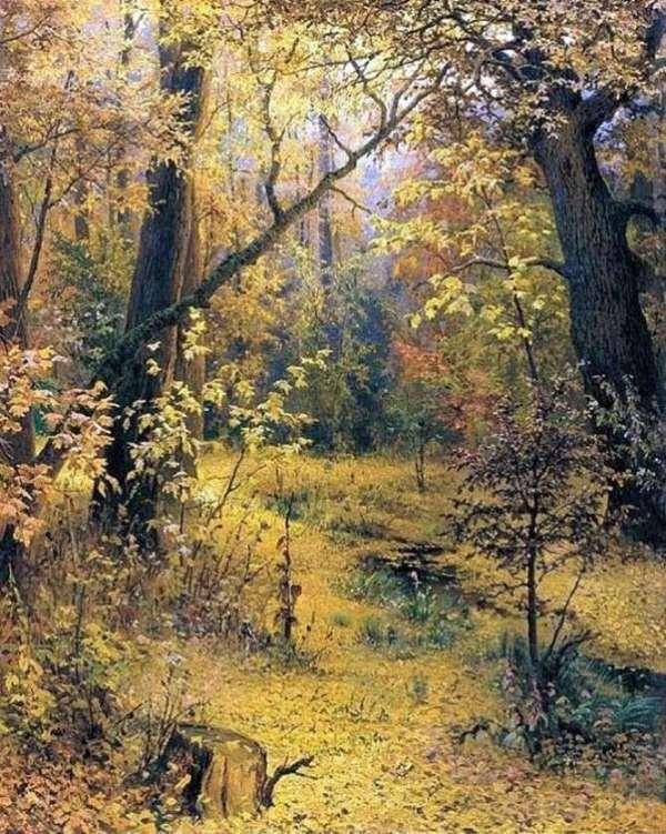 Описание картины «Осеннее утро» — Григорий МясоедовШедевры ...