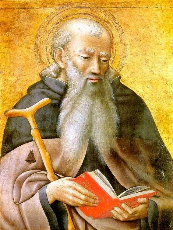 Описание картины «Святой Антоний» — Мастер-триптиха ...