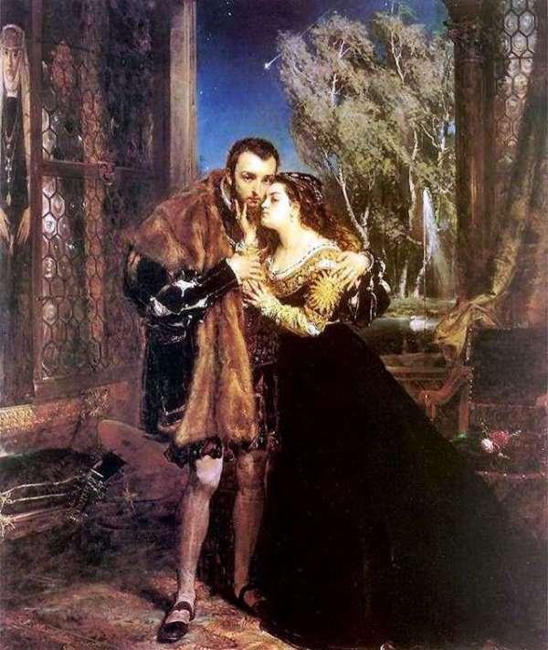 Описание картины «Зигмунт Август и Барбара Радзивилл» — Ян ...