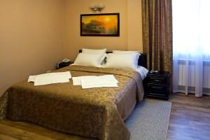 2-местный «Стандарт» с двуспальной кроватью