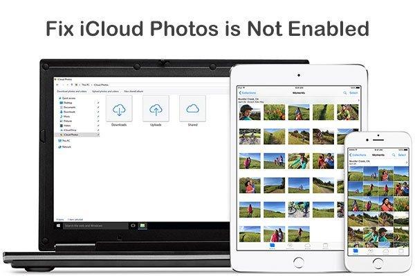 Как исправить фотографии iCloud, не включенные в Windows ...