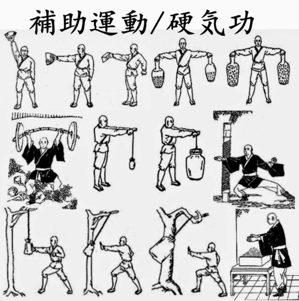 Shaolin Kung Fu practices and principles. What you need to know before start 21