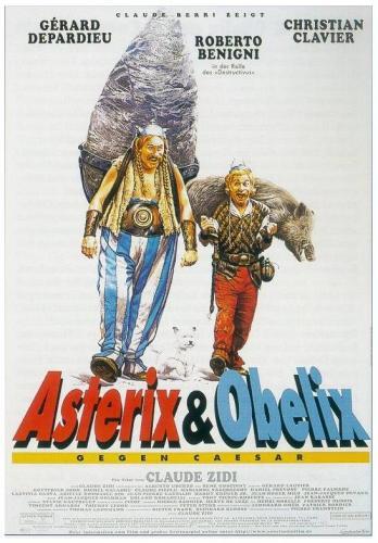 Астерикс и Обеликс взять на себя Цезарь (1999) – YouTheater