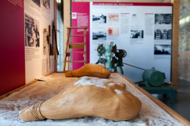 Музей на прошутото