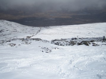 Last Day of the 2006 season, 1st May. A couple of feet had fallen the night before!