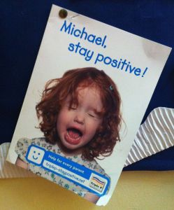 Michael Stay Positive