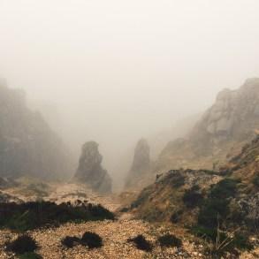 North Ridge on Goatfell