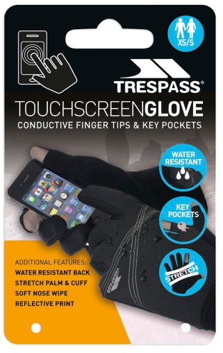 Design and photography. Promoting the benefits and adding value to touchscreen compatible gloves.