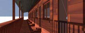 Glencoe Mountain Resort Bothy Concept