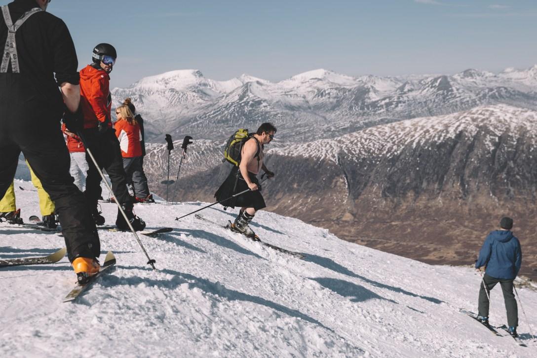 Ski-Scotland snowfest