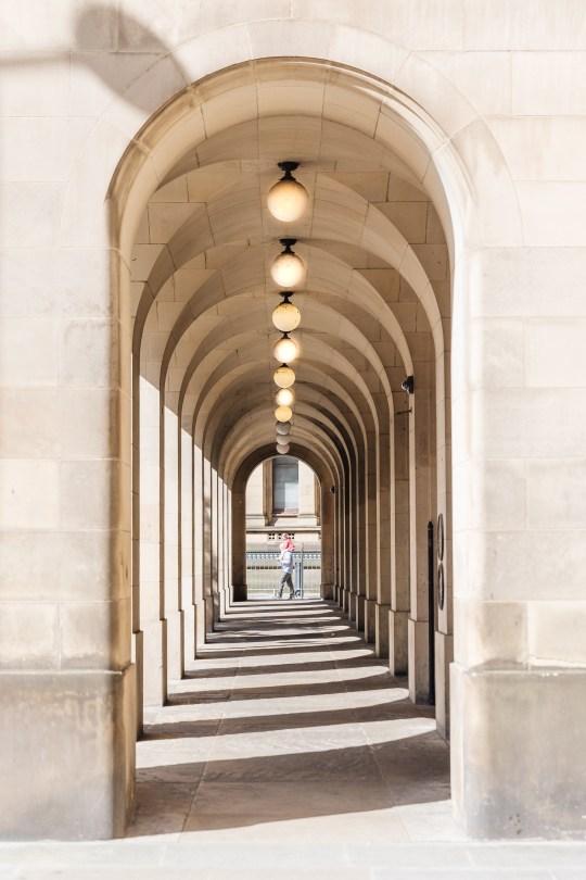 Manchester Archways