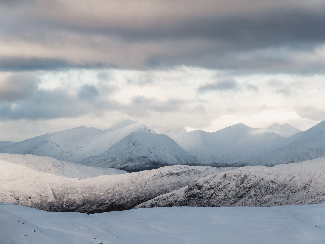 Mamore Mountains