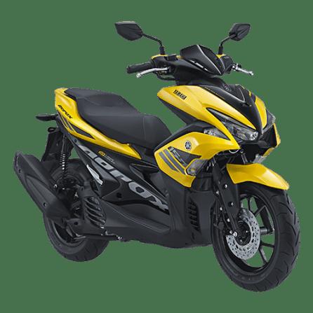 yamaha-aerox-155-std-yellow