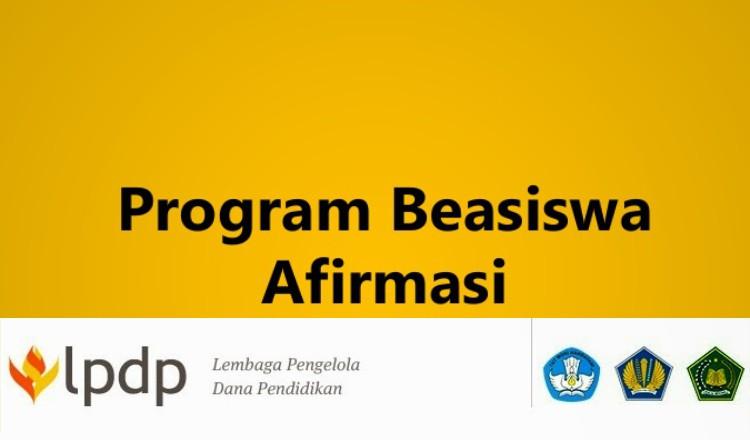 3 Target Beasiswa Afirmasi dari LPDP, Kamukah Salah Satunya?