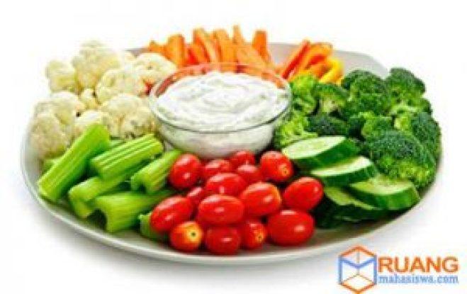 Perhatikan Makanan yang Anda Komsumsi