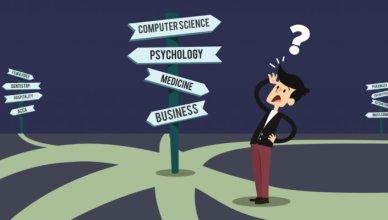cara menentukan jurusan kuliah