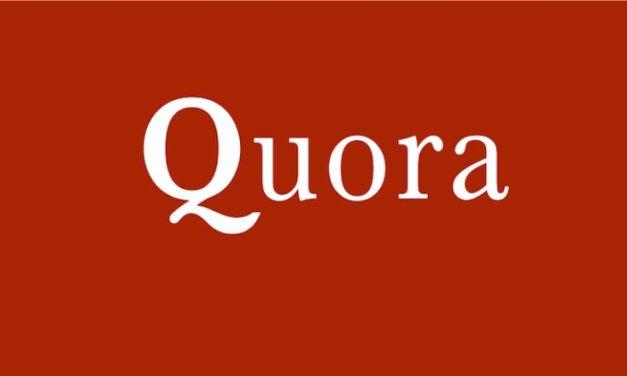 Quora, Aplikasi Tanya Jawab yang Direkomendasikan