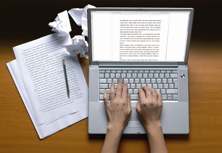 suka menulis