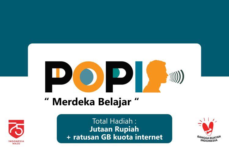 Lomba Online: Pentas Opini Pemuda/I Indonesia 2020
