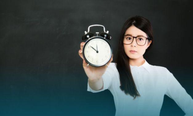 5 Kebiasaan agar Kita Lebih Disiplin