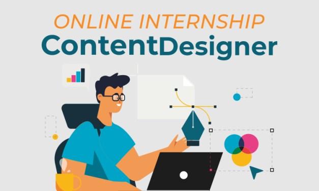 Daftar – Internship Content Designer 2021