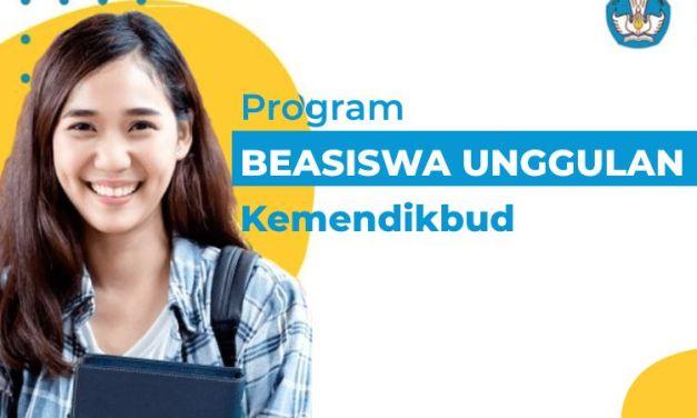 Ini Cara dan Syarat Pendaftaran Beasiswa Unggulan Kemendikbud 2021