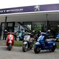 PEUGEOT MOTOCYCLES INDONESIA LUNCURKAN DUA VARIAN BARU PEUGEOT DJANGO SS DAN DJANGO CLASSIC