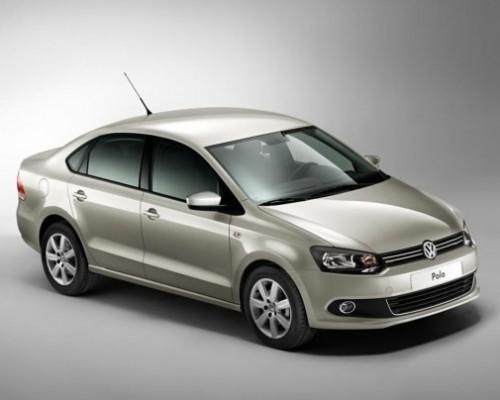 Volkswagen Polo sedan (Фольксваген Поло седан) обзор, цена ...