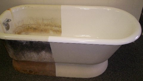 How To Prepare Your Bathtub Surface For Reglazing