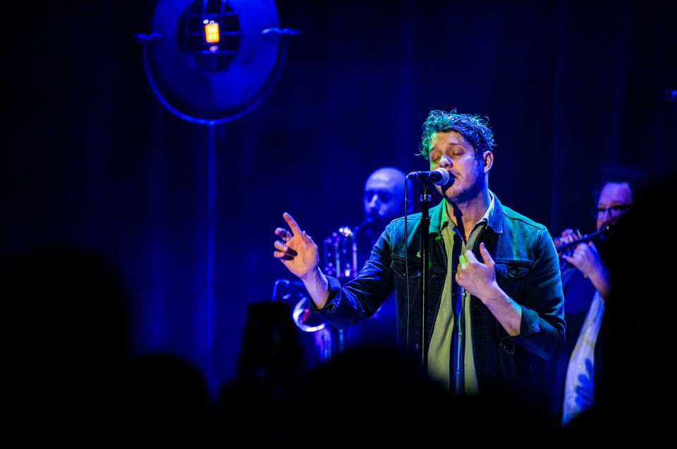 Anderson East / Devon Gilfillion - 20th Century Theatre