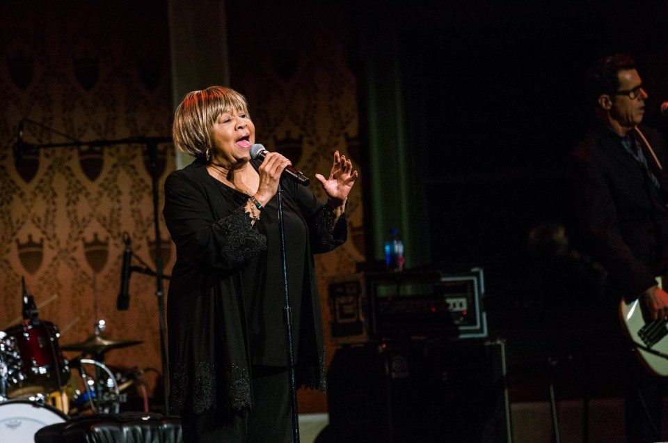 Mavis Staples - Memorial Hall OTR