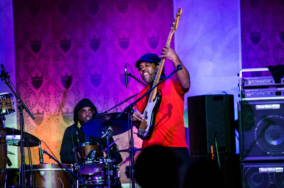 Victor Wooten / Krystal Peterson - Memorial Hall OTR
