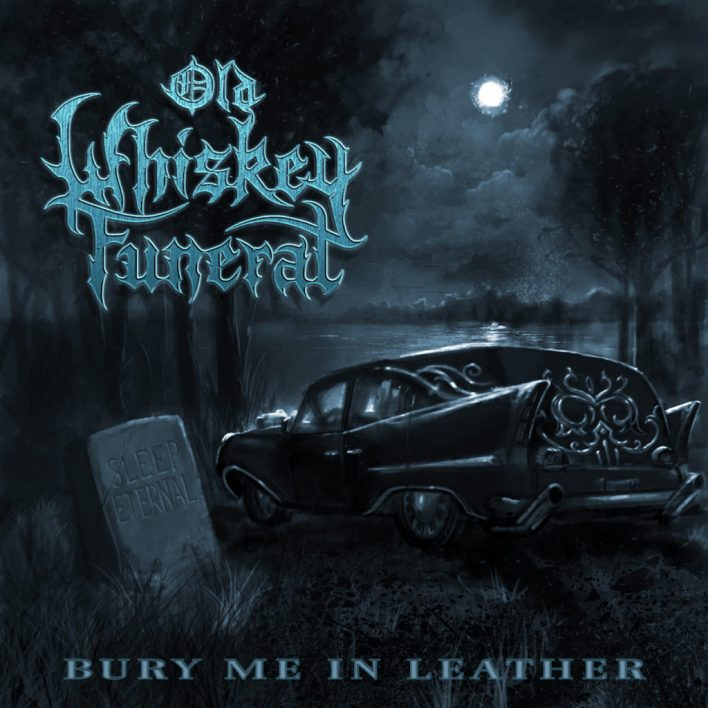 Old Whiskey Funeral album cover