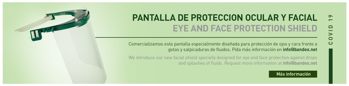 Pantalla Facial RubberBandex