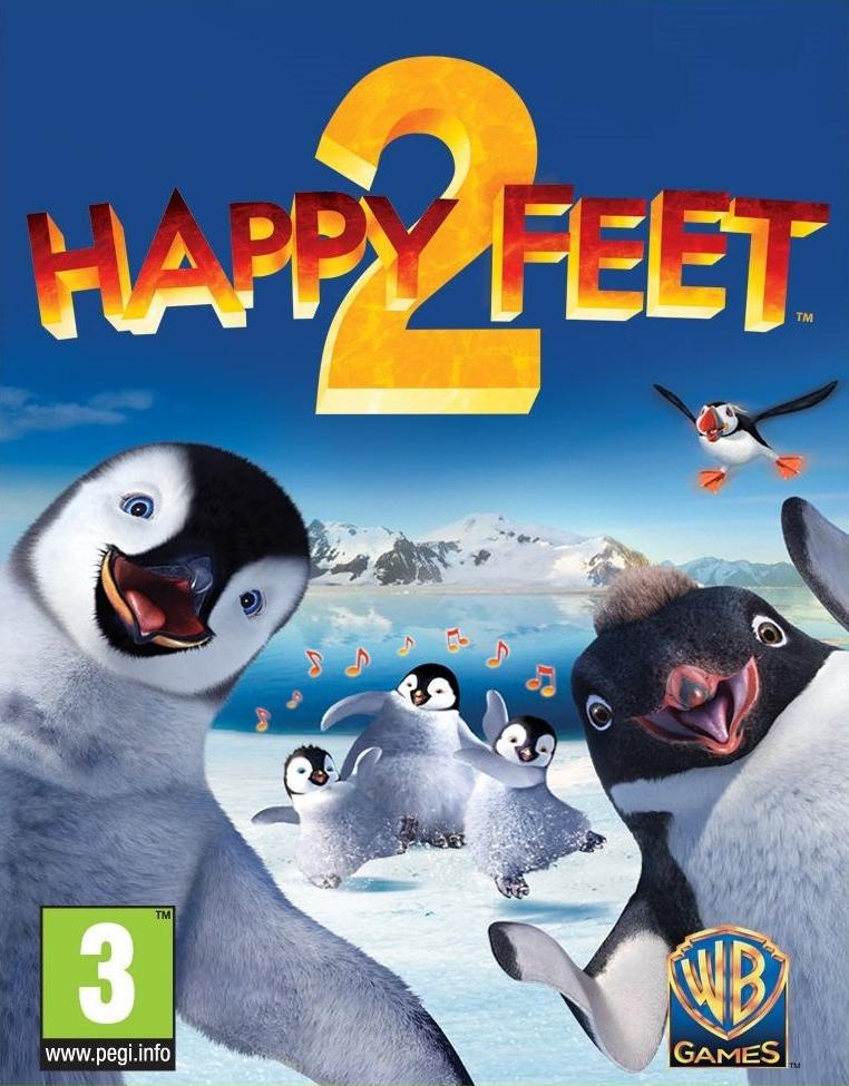 Análise - Happy Feet 2