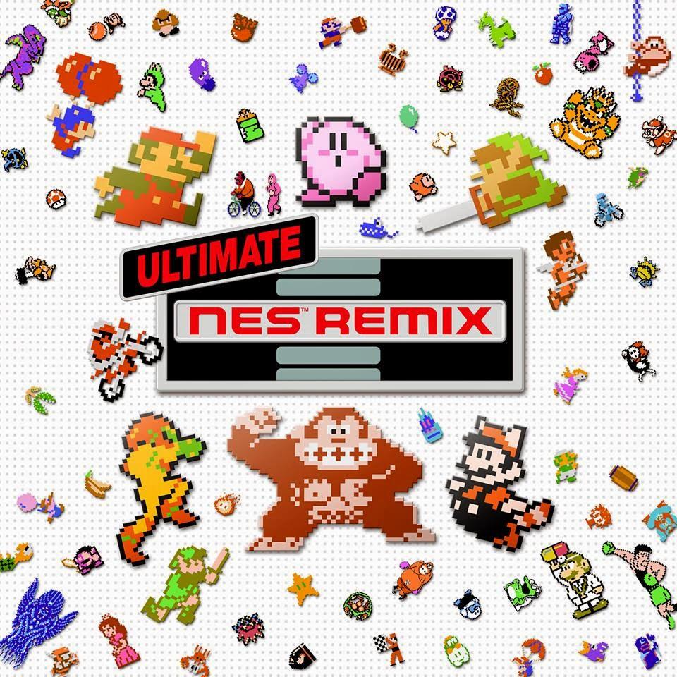 Ultimate NES Remix 3DS Nintendo Blast