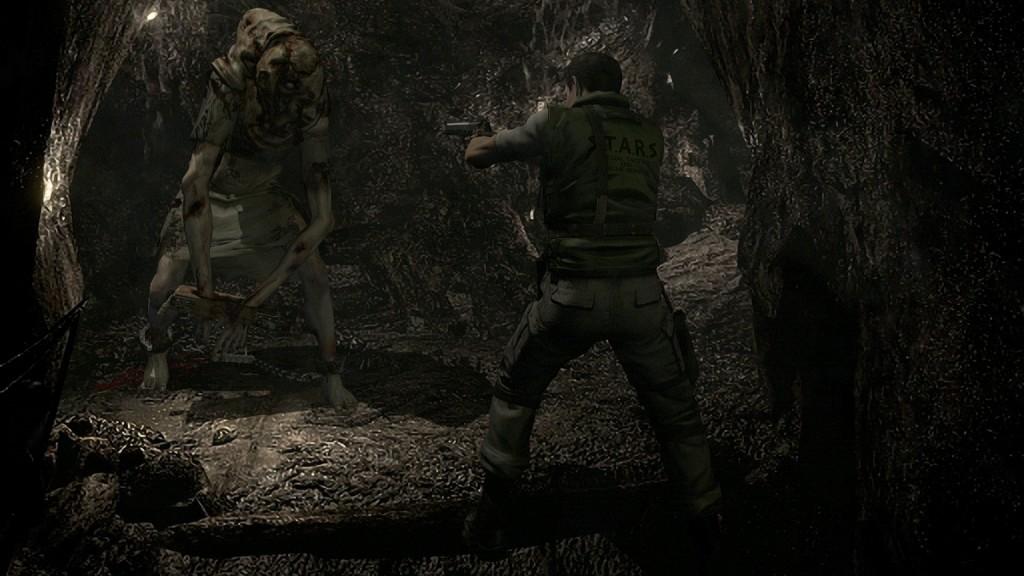 Resident Evil HD Remaster 01