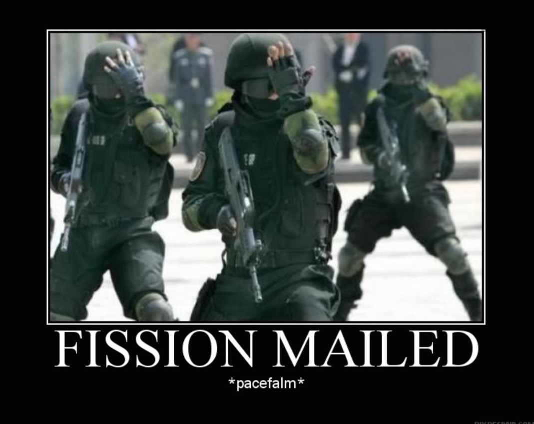Fission Mailed