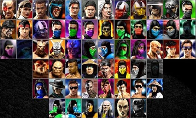 Mortal_Kombat_Trilogy_Extended_Character_Selection