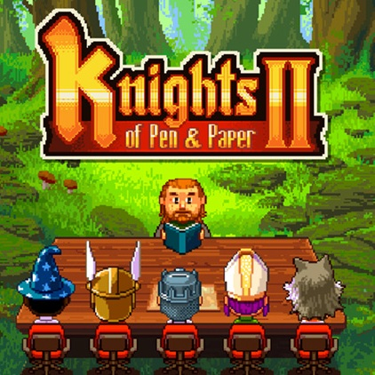 Knights of Pen and Paper 2 - Meta RPG